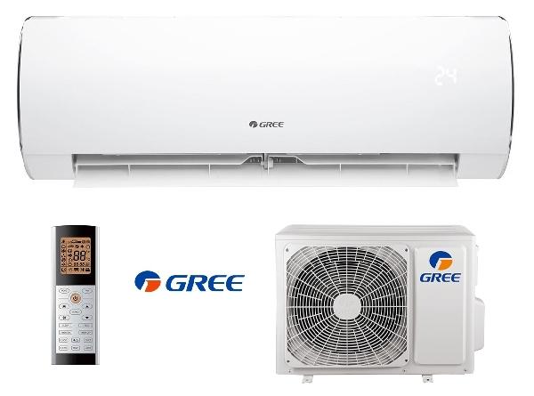 GREE GWH12ACC-K6DNA1D COMFORT X R32 hűtő-fűtő hőszivattyús inverteres split klíma