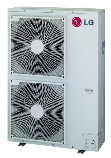 LG FM57AH MULTI F DX INVERTER hűtő-fűtő kültéri egység