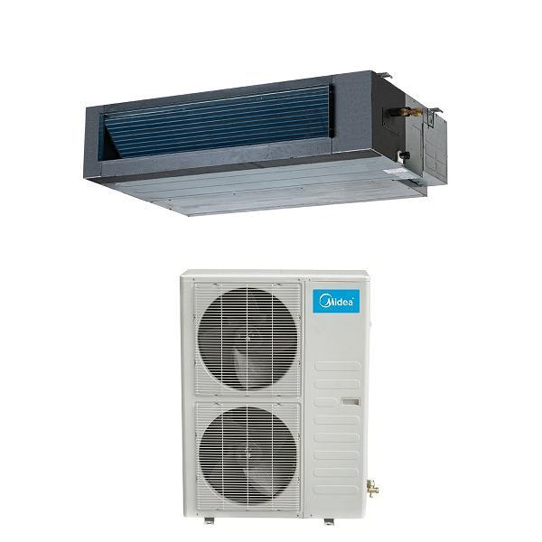 MTB-48HWFN1-QC6 split (14,1 kW Légcsatornázható DC inverter)