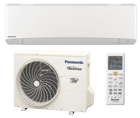 PANASONIC KIT-NZ25-TKE hűtő-fűtő hőszivattyús inverteres split klíma