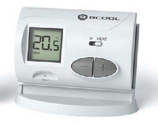 Rcool RC3 Digitális szobatermosztát