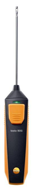 testo 905 i - levegő hőmérsékletmérő (okostelefonról működtethető)