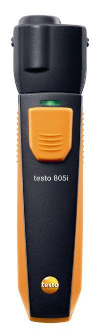 testo 805 i - infra hőmérsékletmérő (okostelefonról működtethető)