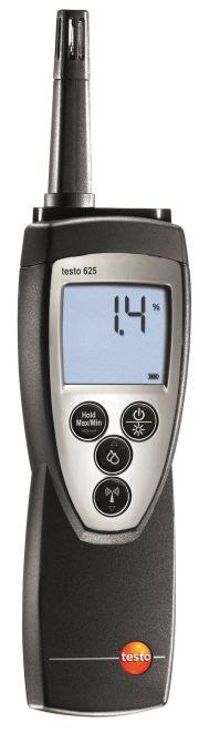 testo 625 - Kompakt hőmérséklet-, és páratartalom mérő