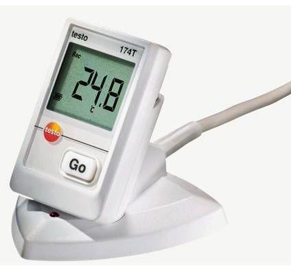 testo 174 T - mini hőmérséklet adatgyűjtő szett