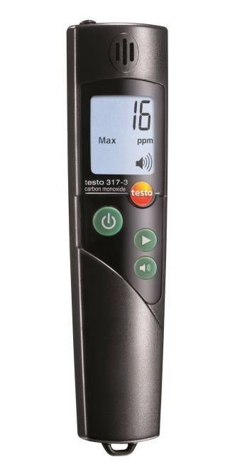 testo 317-3 - Környezeti szénmonoxid mérő