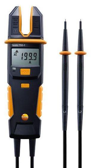 testo 755-1 - Áram-, és feszültségmérő