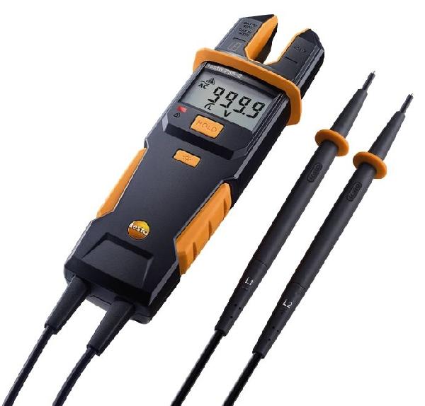 testo 755-2 - Áram-, és feszültségmérő