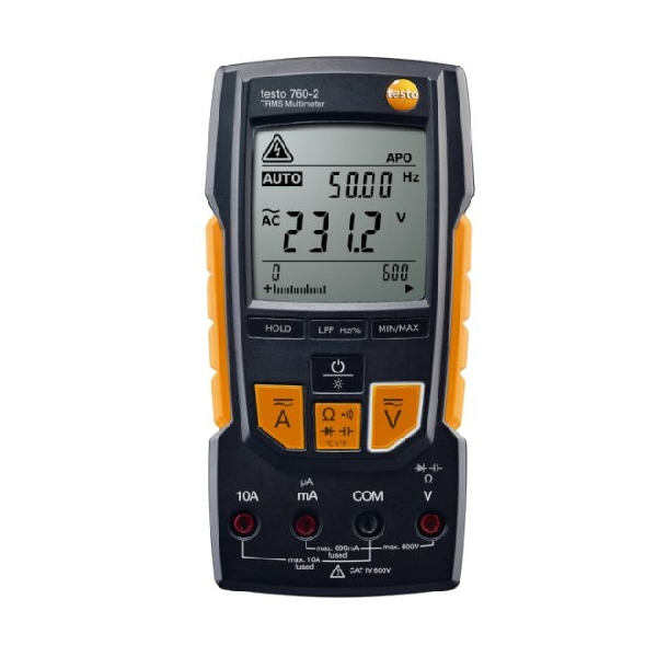 testo 760-1 - Digitális multiméter