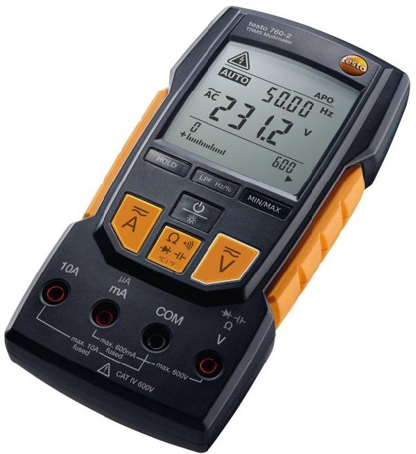 testo 760-2 - Digitális multiméter
