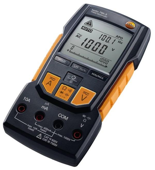 testo 760-3 - Digitális multiméter