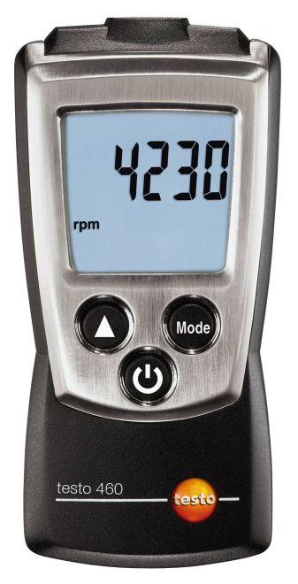 testo 460 - Fordulatszámmérő műszer