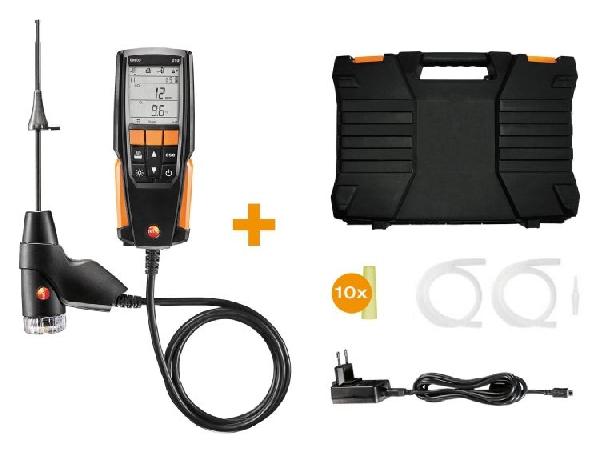 testo 310 - Füstgázelemző alap mérési feladatokra