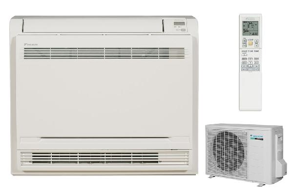 DAIKIN FVXM50F+RXM50M9 Padlón álló R32 hűtő-fűtő hőszivattyús inverteres split klíma
