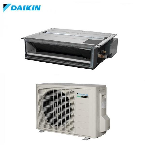 DAIKIN FDXM25F3+RXM25M9 Standard Duct R32 hűtő-fűtő hőszivattyús inverteres split klíma