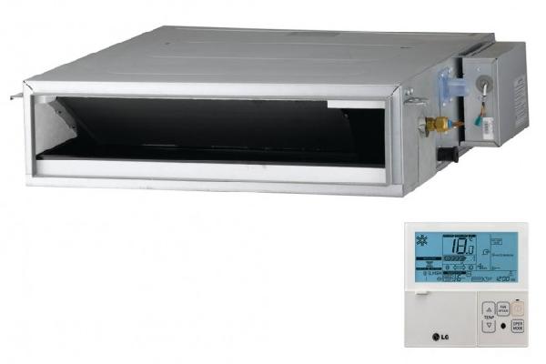LG CL12R MULTI SLIM DUCT R32 hűtő-fűtő beltéri egység