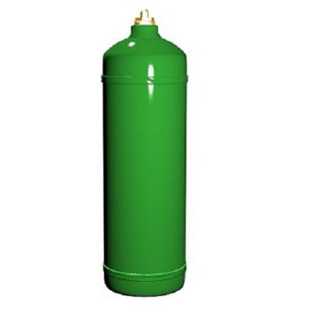 """Újratölthető palack 1l PH48  1/4"""""""