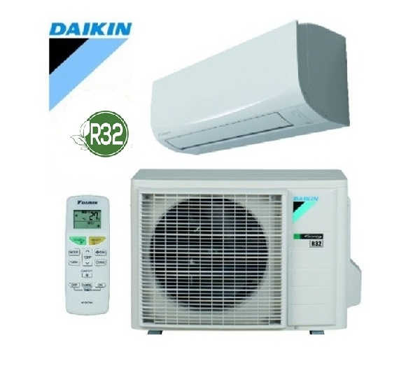 Daikin Sensira FTXF25A / RXF25A inverteres klíma