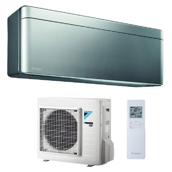 DAIKIN FTXA25AS+RXA25A STYLISH R32 hűtő-fűtő hőszivattyús inverteres split klíma