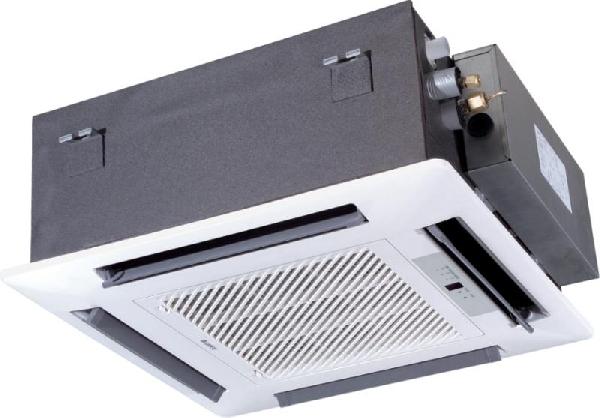 GREE GKH(18)BA-K3DNA2A Free Match 60x60cm kazettás 4 irányú hűtő-fűtő beltéri egység
