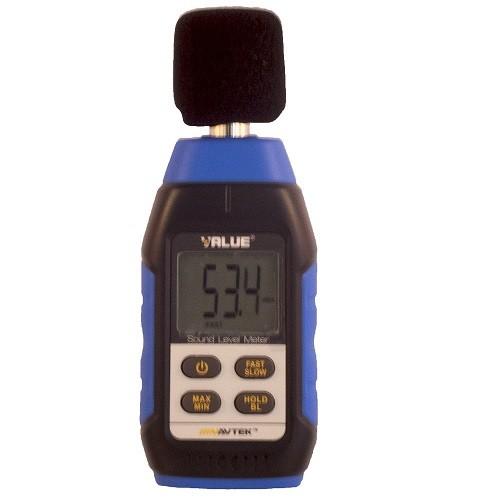 Zajszint mérő VMS-1 Value