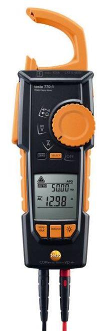 Villamos méréstechnikai műszerek
