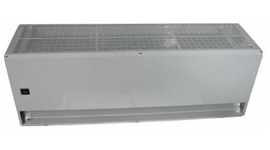 Légfüggöny hőcserélővel